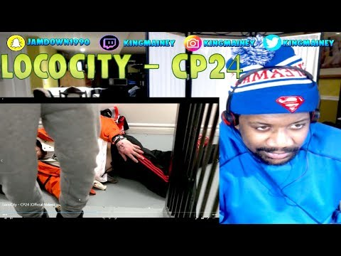 (TORONTO'S MOD)LocoCity - CP24 (Official Video) REACTION!!