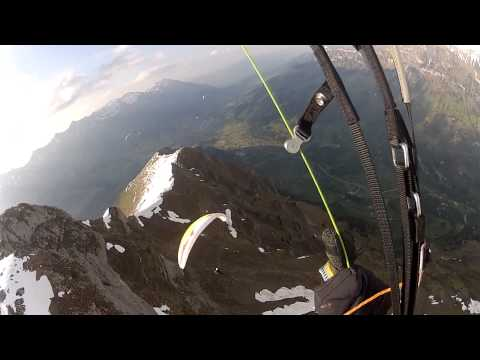 Paragliding- Beautiful flights