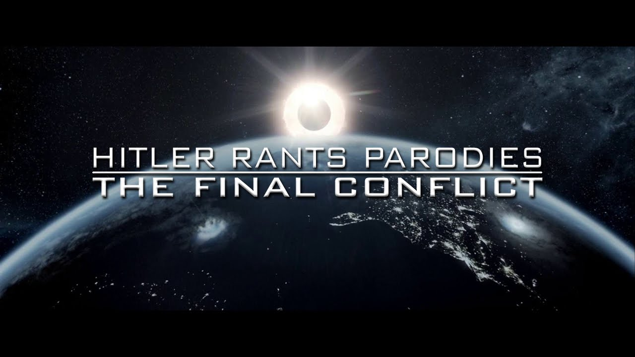 Hitler Rants Parodies: The Final Conflict - Teaser Trailer
