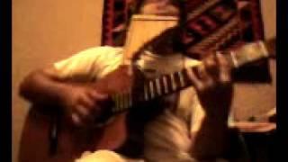 jai ho- latin guitar and zampona (panpipes)- baila,baila!