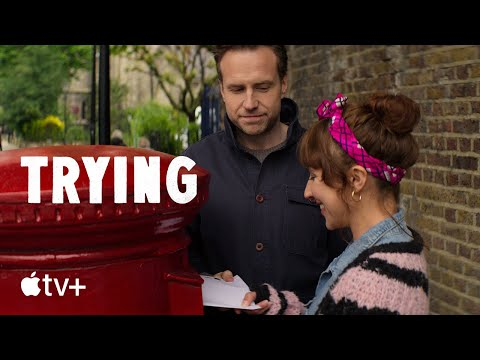 Trying — Official Trailer | Apple TV+