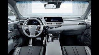 New Lexus ES Concept 2019 - 2020 Review, Photos, Exhibition, Exterior and Interior