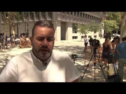 احتجاز رئيس الاتحاد الإسباني لكرة القدم بقضية فساد  - 20:21-2017 / 7 / 21