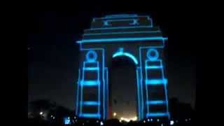 India Gate @ Independence Day - 15 August 2013