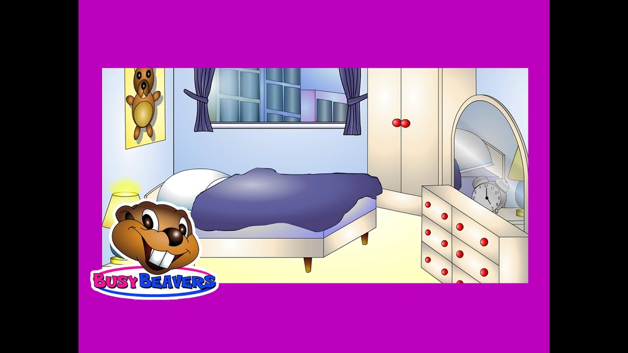 In The Bedroom Level 1 English Lesson 22 Clip Learn
