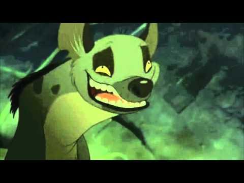 Lion king hyenas laughing - photo#25
