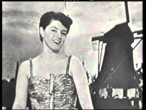 1959 Eurovision The Netherlands - Teddy Scholten - Een beetje HQ