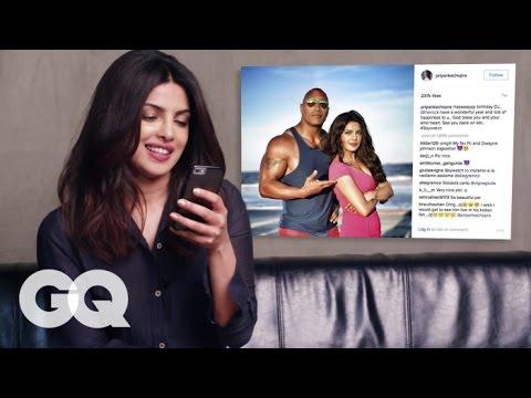Priyanka Chopra Takes Us on a Tour of Her Instagram | GQ