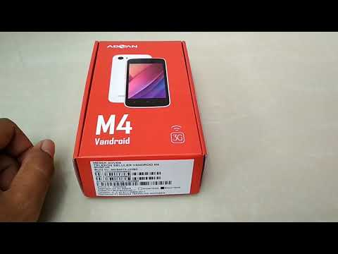 Unboxing dan quick review advan m4| whattt  Smartphone Harga 500 RIBU|