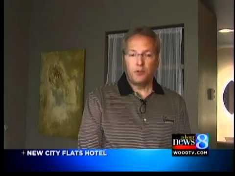 New City Flats Hotel in Downtown Grand Rapids