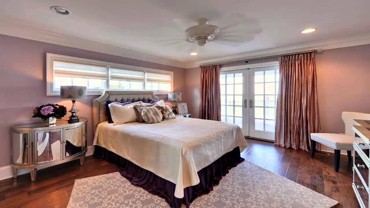 غرف نوم باللون الخربزي       YouTube