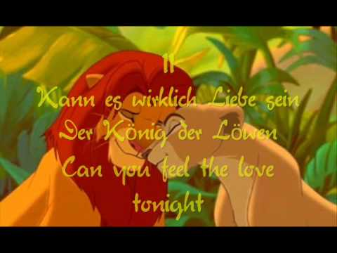 Top 30 Disney songs (german) (Voted by the Public)