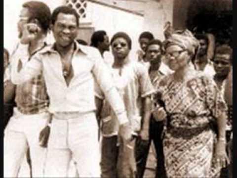 No Buredi (Bread) - Fela Kuti (1976)