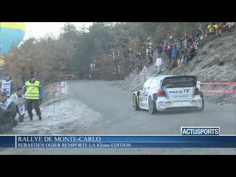 82ème Rallye de Monte-Carlo : le sacre de Sébastien Ogier