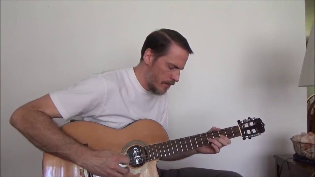 how to play great gig in the sky on guitar