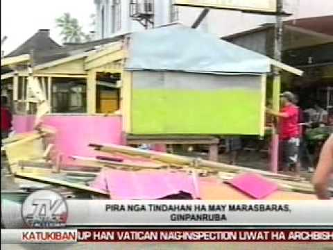 TV Patrol Tacloban - January 13, 2015