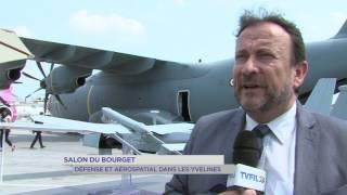 Salon du Bourget : Défense et aérospatial dans les Yvelines