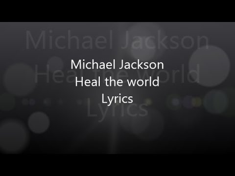 michael-jackson-heal-the-world-lyrics