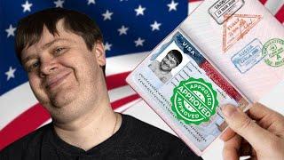 Виза в США 2019. ТОП-20 вопросов на интервью. Срочно! Новое правило выдачи американской визы!