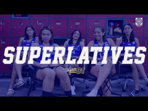 UAAP 81 Superlatives Game: Ateneo Lady Eagles