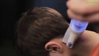 Электрическая расческа V-Comb от педикулеза