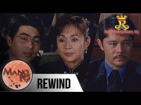 Regal Entertainment Inc. Rewind: Mano Po 3 | Christopher de Leon, Jay Manalo & Vilma Santos