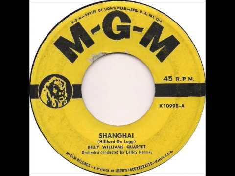 Why Did I Tell You I Was Going To) Shanghai-Billy Williams Quartet-'51-MGM 10998.