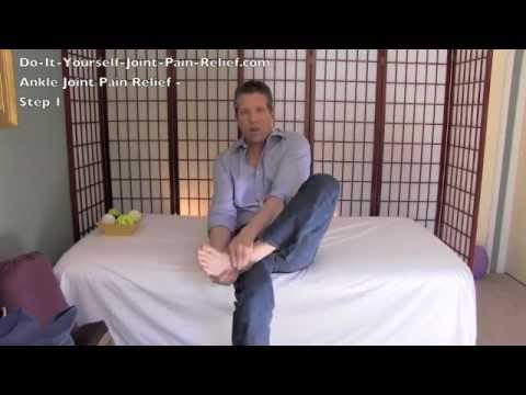 Ankle joint pain relief step 1 youtube ankle joint pain relief step 1 solutioingenieria Gallery