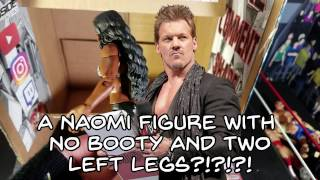 The Haul of Pain - Episode 1: Defining Moments John Cena, Elite 45 and 46 Figures!!!!