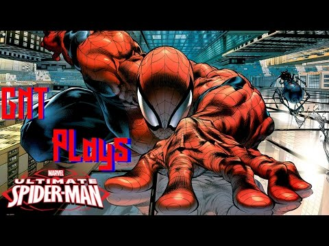 Ultimate Spider-Man Playthrough Part 3 Oh Yeah Silver Sable...I Mean Oh Nooooooo