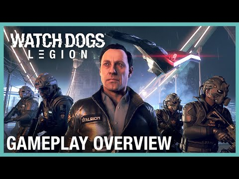 Watch Dogs: Legion: Gameplay Overview Trailer.    Tipping Point Cinematic Trailer    The game will launch for PlayStation 4,...