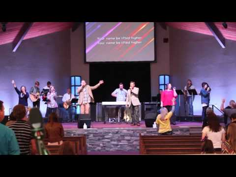 Be Lifted Higher -    Fyffe Worship Live (Gateway Cover)