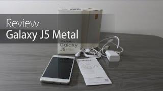 Análise: Samsung Galaxy J5 Metal | Review do TudoCelular.com