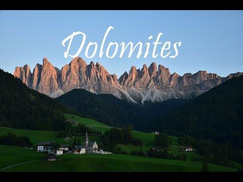ITALY 2019 | DOLOMITES & GARDA LAKE | SEPTEMBER 2019 |  GoPro Travel Video