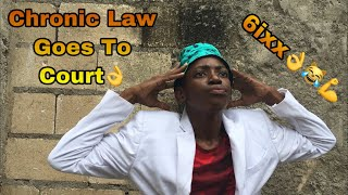 Chronic Law Goes To Court [Oryon Comedy]