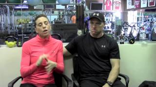 "Todd Durkin & Janet ""B-Train"" Bertrand Talk About TOTAL Mind & Body Transformation"