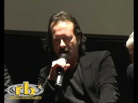 IO & MARILYN regia Leonardo Pieraccioni - 6°parte conferenza stampa WWW.RBCASTING.COM