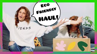 ECO FRIENDLY HAUL!
