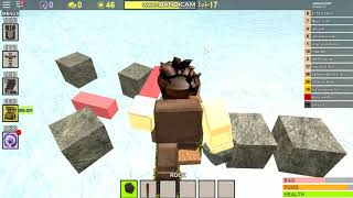Playing Roblox, UGA uga sou man das Caves there