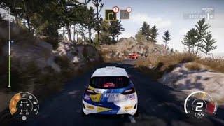 WRC 8 Jump