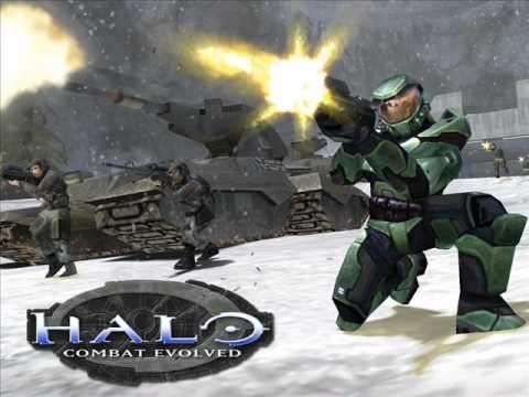 Halo music Halo theme in 8-bit