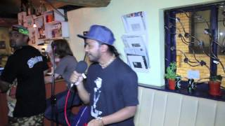 Shyan - Live Hip Hop Set - Nottingham AUG 2013