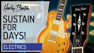 Harley Benton - SC-450Plus LD - Vintage Series - Presentation -