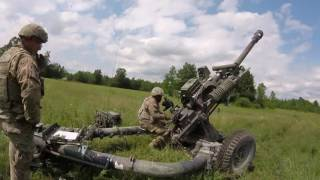 A Day in the Life... or Week: 13B Filed Artillery, Field Edition
