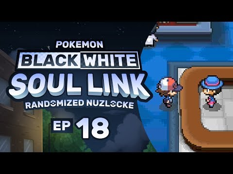 Pokemon Black & White Soul Link EP 18 | FOSSIL DESTINY!!