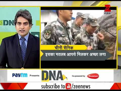 DNA: Analysis of conversation between Niramal Sitharaman and Chinese soldiers