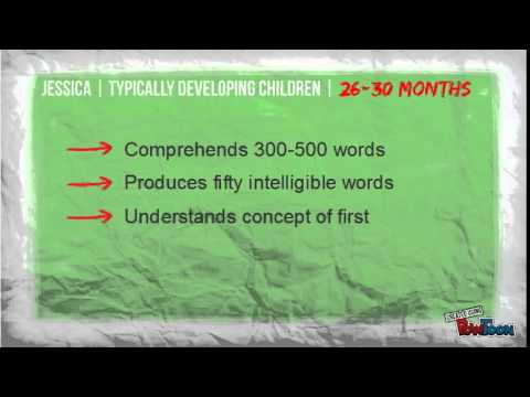 Speech and Language Development and Down Syndrome