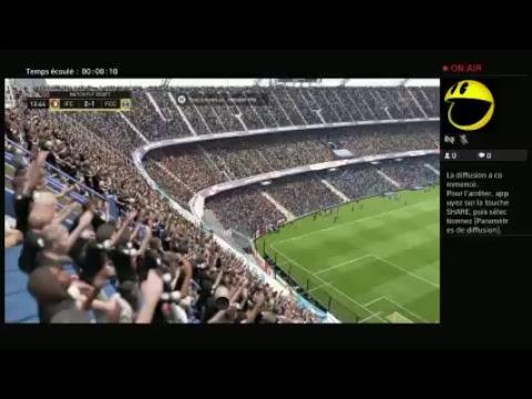 Diffusion PS4 en direct de monsieur-cher
