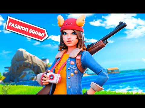 🔴LIVE Fortnite Fashion Show ! SKIN CONTEST ! BEST COMBO WINS