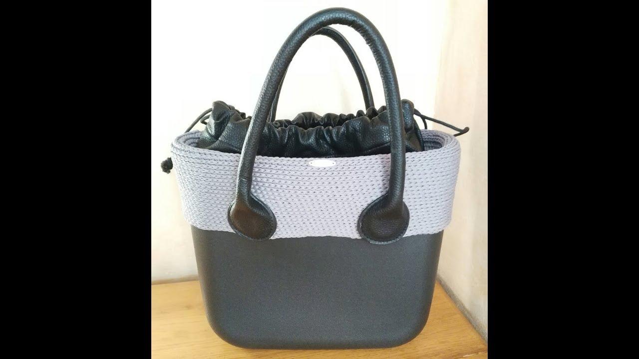 Manici Per Borse O Bag.Tutorial Bordo Borsa O Bag Uncinetto Crochet O Bag Border Youtube